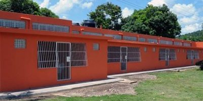 Pasa del modelo de manicomio, con rejas y precariedades, a una moderna estructura, simulando viviendas Foto:Ministerio de Salud Pública