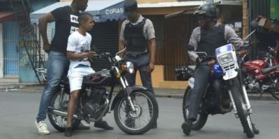 Montalvo niega prohibición de dos personas en motocicletas