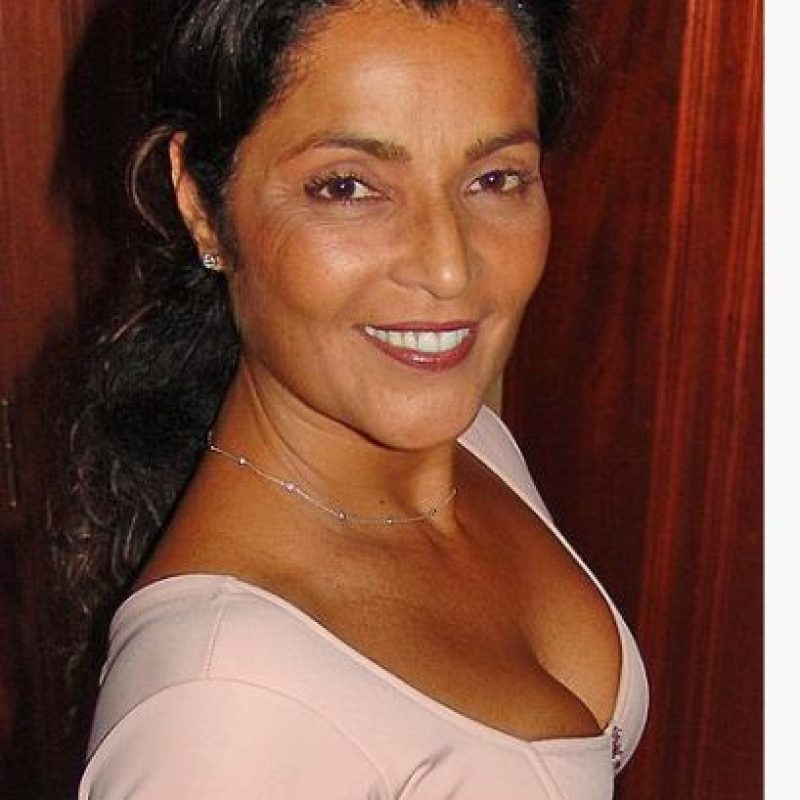 La actriz es famosa en su país natal desde los años 70.