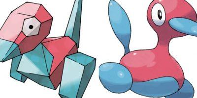 Porygon – Porygon 2. Foto:Pokémon / Nintendo