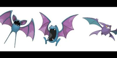 Zubat – Golbat – Crobat. Foto:Pokémon / Nintendo