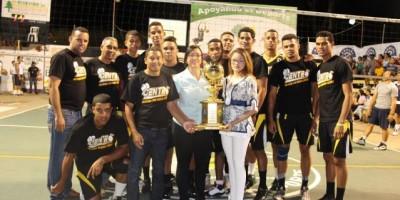 Centro se corona en  torneo 2016 de San José de las Matas