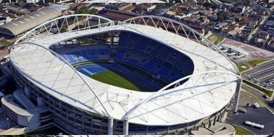Cámara aérea cae sobre parque olímpico de Río; hiriendo al menos a dos personas
