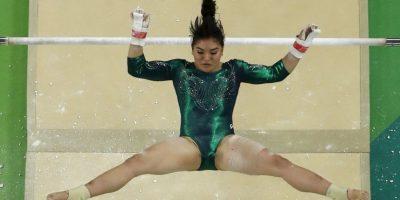 La mexicana aseguró que no pone atención a ese tipo de comentarios. Foto:AP