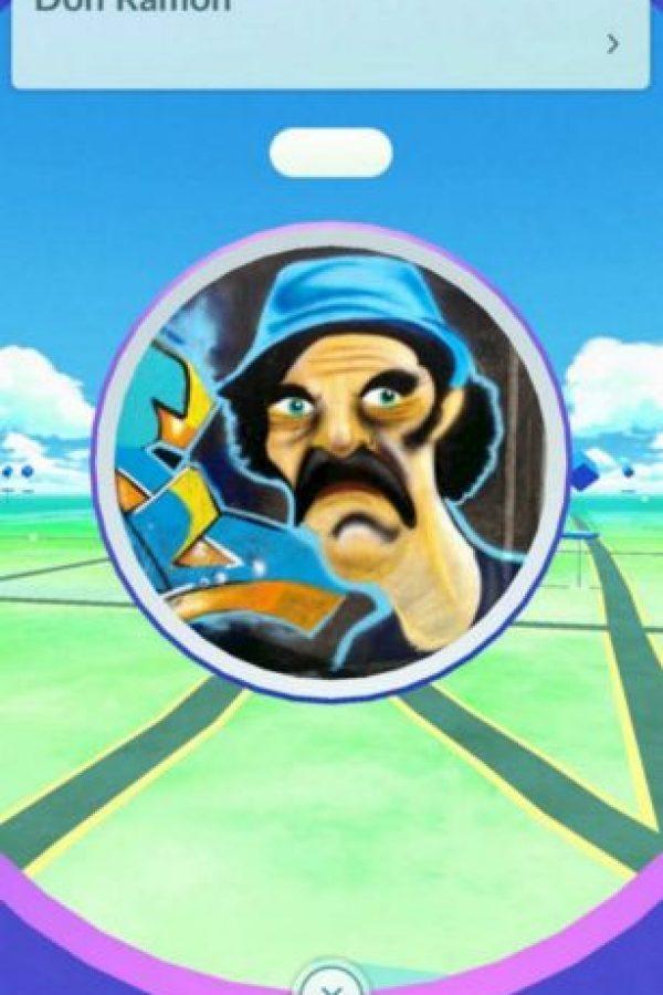 Estas son algunas de las poképaradas más curiosas. Foto:Pokémon Go