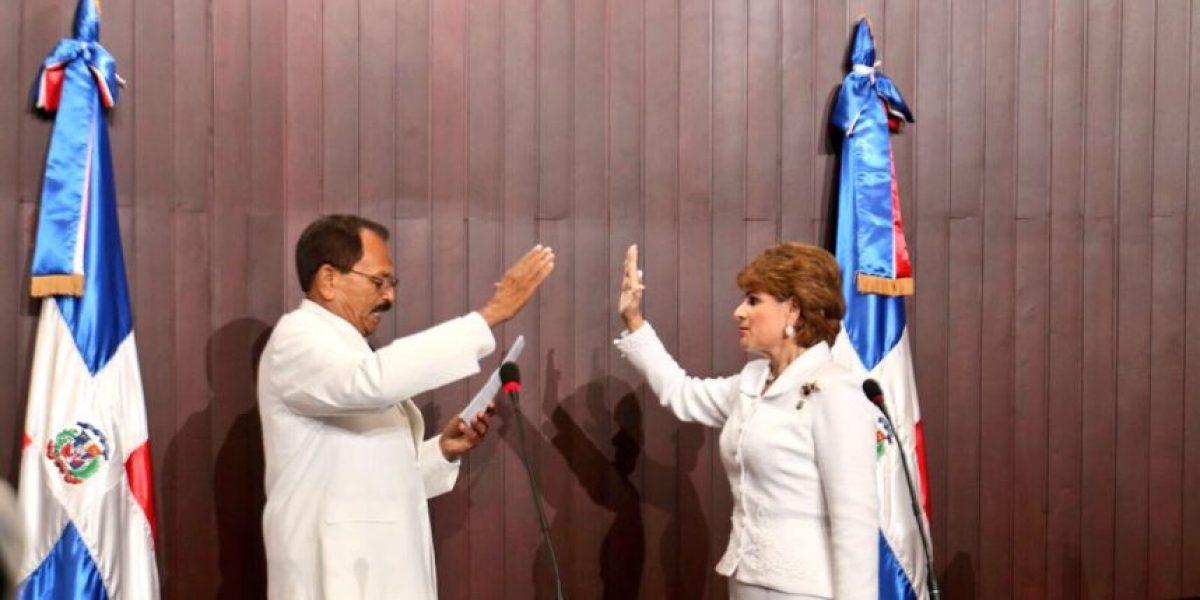 Lucía Medina, nueva presidenta de la Cámara de Diputados