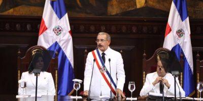 Medina dice durante su primer mandato 900 mil dominicanos salieron de la pobreza