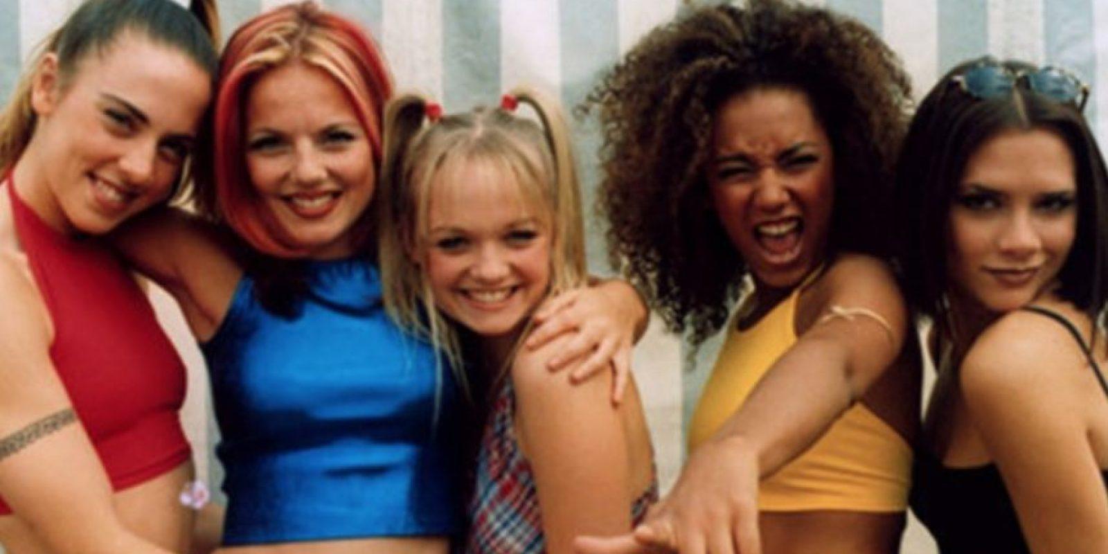 Spice Girls Foto:Twitter