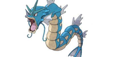 Gyarados Foto:Pokémon