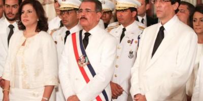 Nuevos ministros se comprometen a seguir promesas de Danilo Medina