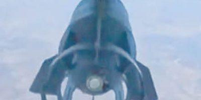Rusia bombardea al Isis en Siria desde Irán