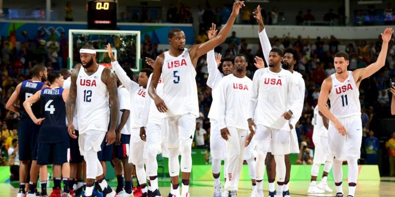 "Enfrenta al ""Dream Team"" Foto:Getty Images"