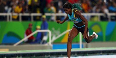 """Shaunae Miller y los otros """"piscinazos"""" en atletismo"""