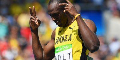Puede ganar el oro en 200 metros y en 4X100 metros Foto:Getty Images