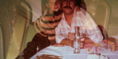 """Aunque alias """"Popeye"""" en una entrevista para la Revista """"Bocas"""" en 2013 aseguró que Juan Pablo alcanzó a estar en torturas a sus 12 años. Juan Pablo por su parte afirma que """"Popeye"""" es solo un bufón de su padre. Foto:vía Facebook/Sebastián Marroquín"""