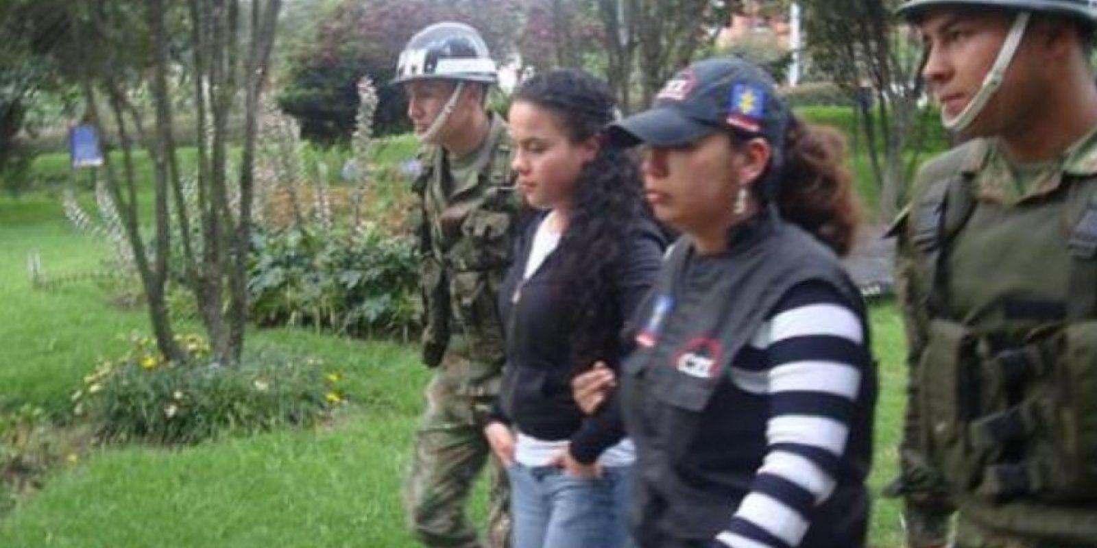 Emma Juliana, su hija, paga 37 años de cárcel por el asesinato de un sindicalista. Foto:vía AFP