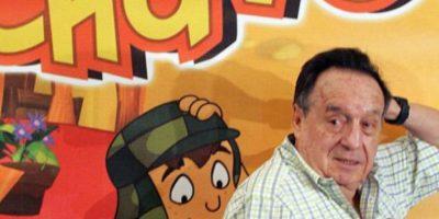 También a Roberto Gómez Bolaños. Foto:vía Getty Images