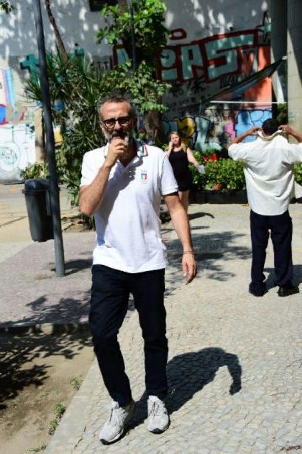 """""""Es un proyecto cultural. No una caridad"""", dejó en claro Foto:AFP"""