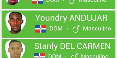 Descalifican al equipo dominicano en relevo de 4x100 en Río 2016