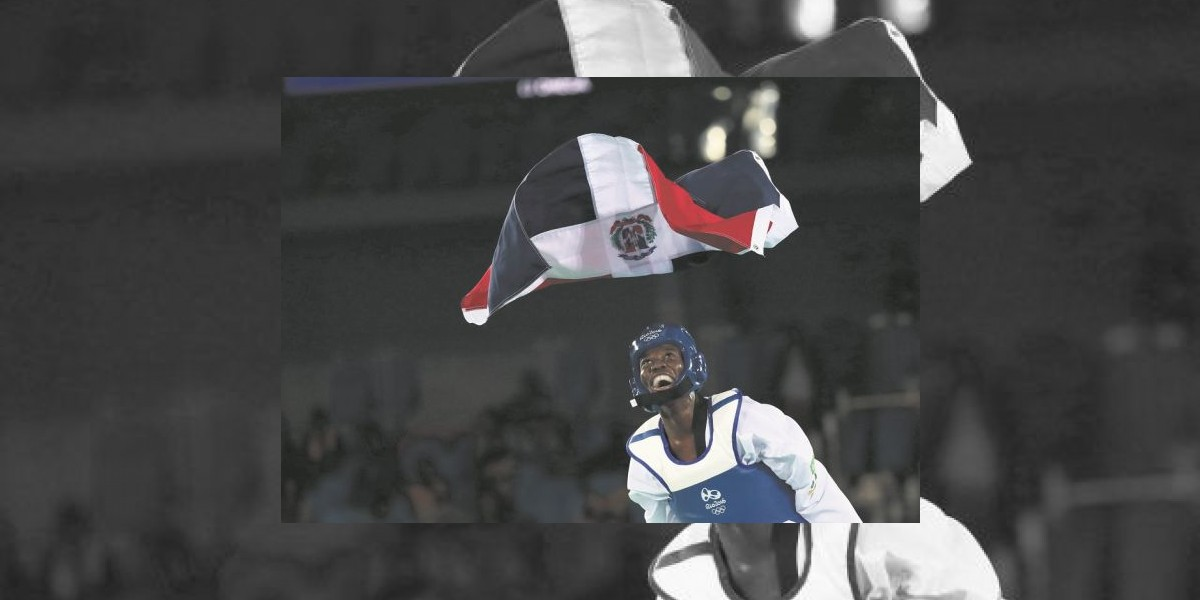 Luisito Pie pone a RD en el medallero en Juegos de Río