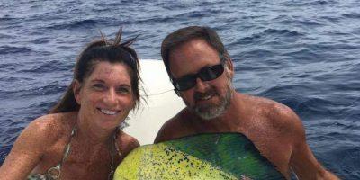 La pareja fue asesinada en su casa el pasado lunes Foto:Facebook.com