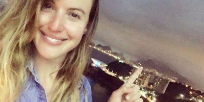 Presentadora británica contrae rara enfermedad en Río