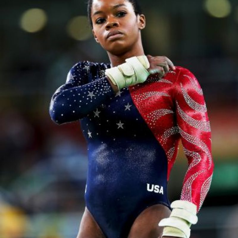 Gabby Douglas Foto: Getty Images