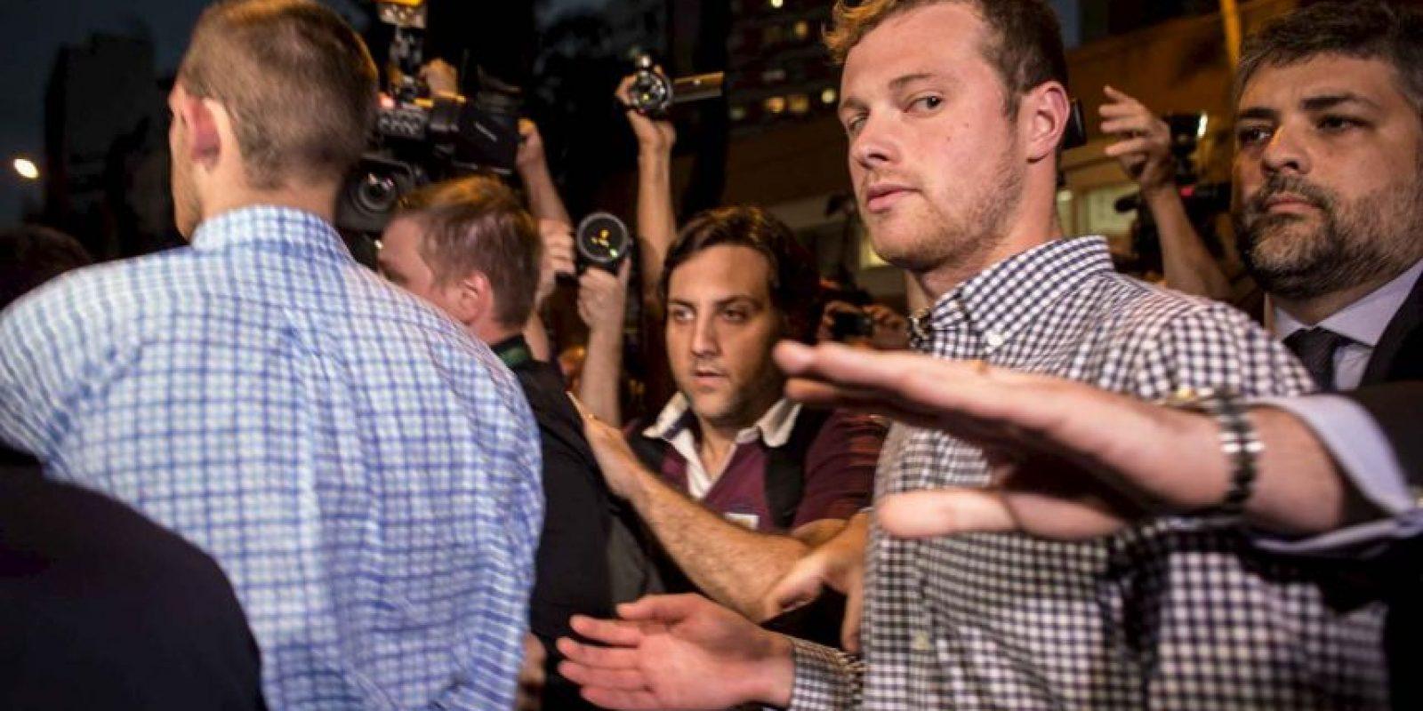 Sus compañeros fueron interrogados por la policía. Foto:Getty Images