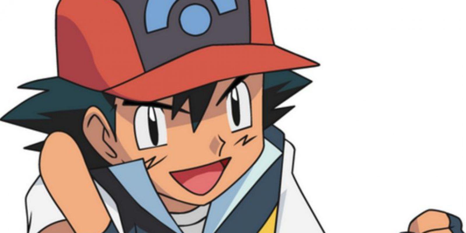 Ya ha cambiado de imagen desde la serie de 2000. Foto:The Pokemon Company