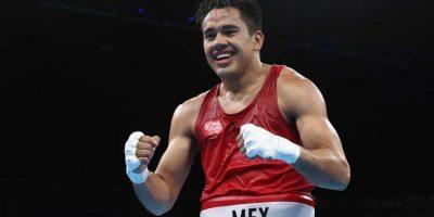 BRONCE: Misael Rodríguez (México/Box) Foto:Getty Images