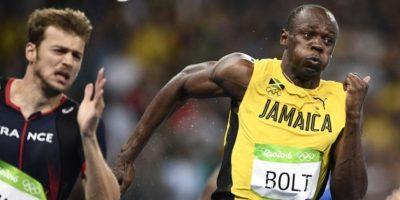 """Revelan """"fotos íntimas"""" de Usain Bolt con una joven de 20 años"""