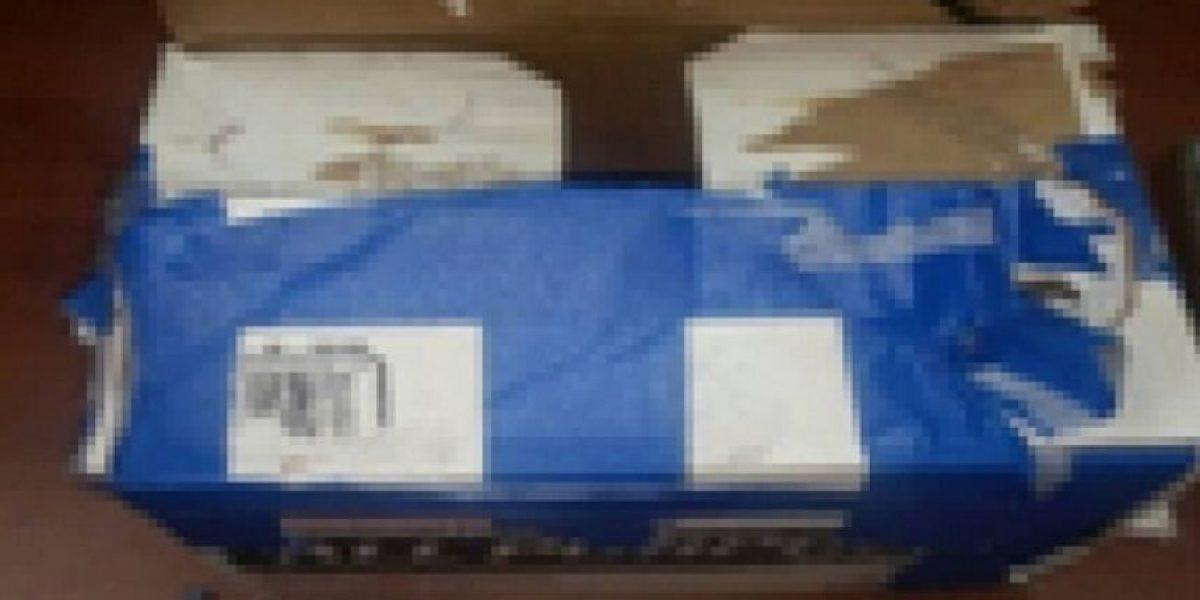 DNCD decomisa seis paquetes de droga en autobús de pasajeros