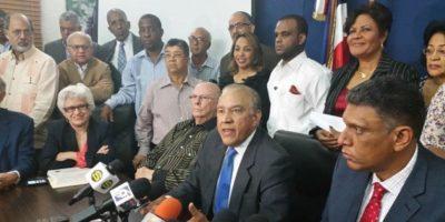 PRM apoya las demandas del Colegio Médico Dominicano
