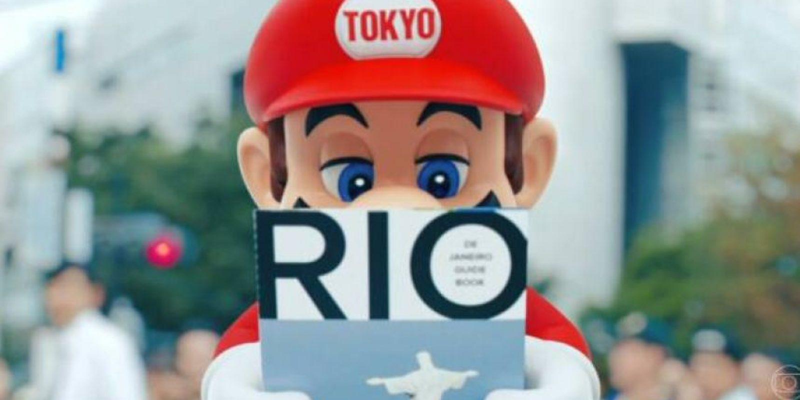 Mario Bros Foto:Vía twitter.com