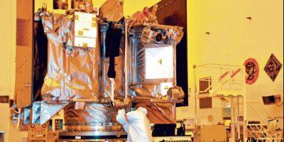 Preparan sonda espacial  inspirada por vaso de plástico