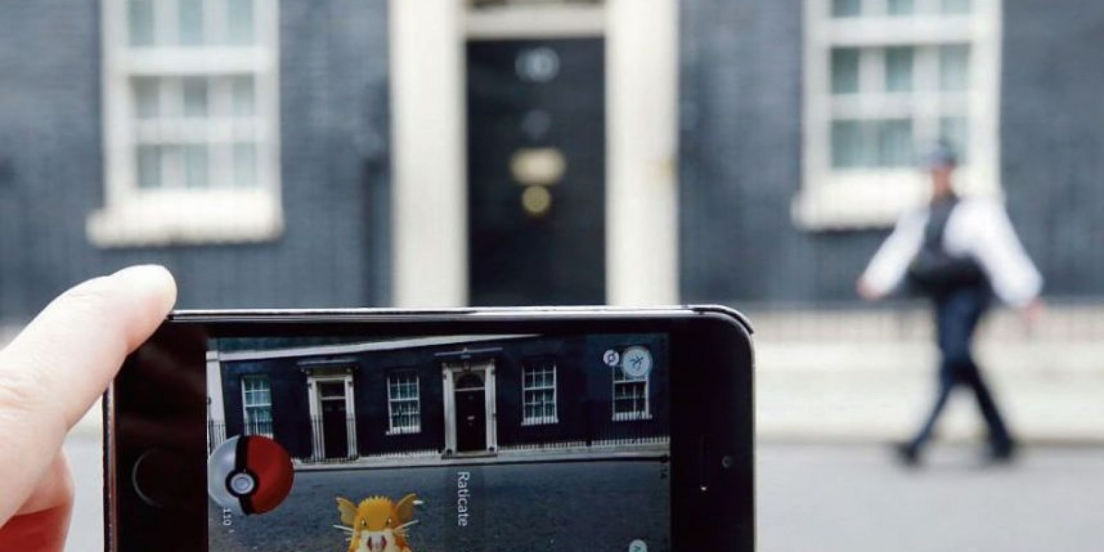 Pokémon go Foto:Fuente Externa