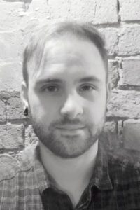 But Benjamin Hill, escritor de juegos y fundador de Lost Transmisión Foto:Fuente Externa