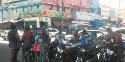 En la Duarte el caos es inmune a las autoridades