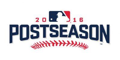 MLB anuncia el calendario para la postemporada 2016
