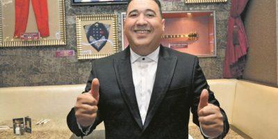 """Mickey Taveras:  """"Mi corazón está aquí, pero mi trabajo está en Colombia"""""""