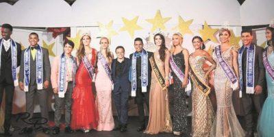 Representantes de RD ganan títulos internacionales de belleza