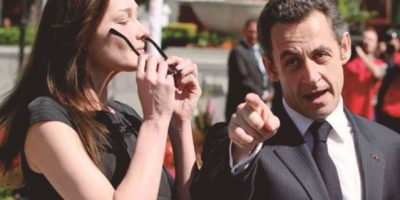 Sarkozy será candidato presidencial