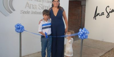 Ana Simó con nuevo centro infantil-juvenil