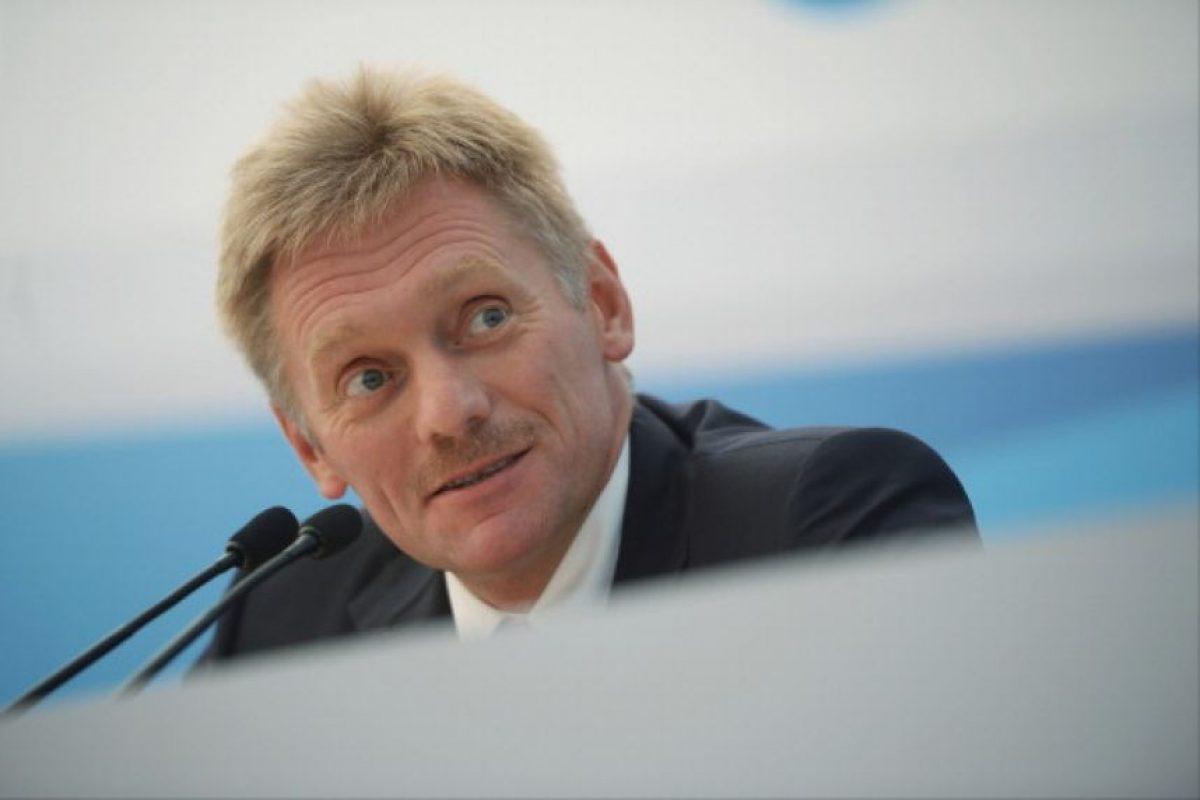 3. Dmitri Peskov, portavoz del gobierno ruso, rechazó estas acusaciones Foto:Getty Images