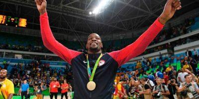 """Kevin Durant: """"Los JJ.OO. han sido una terapia para mí"""""""