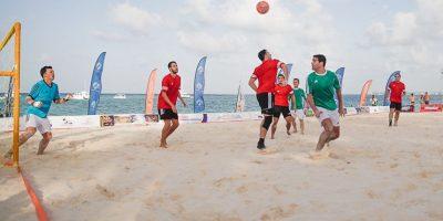 Dominicana y Resto del Mundo en final Mundialito Master de Fútbol Playa