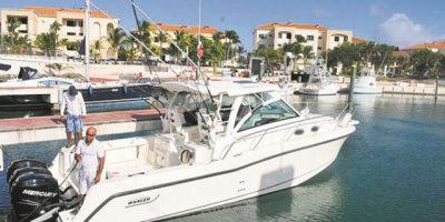 La Marina de Cap Cana fue escenario para el espectacular Big Five Fishing Open & Expo 2016