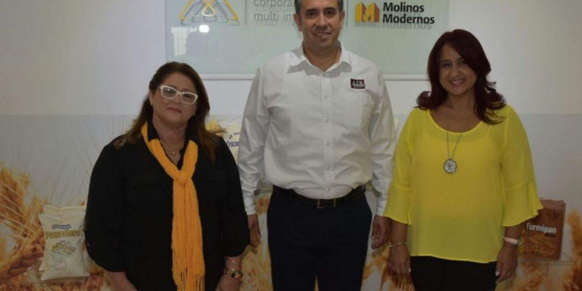 Molinos Modernos y Molinos del Ozama celebran seminario internacional