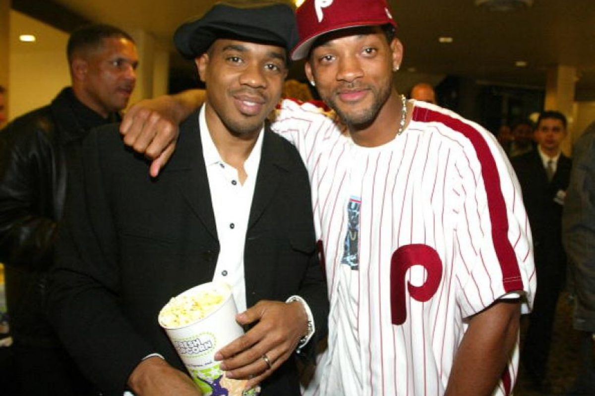 Duane Martin y Will Smith Foto: Getty Images