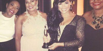 Mujeres del cine dominicano               reconocen a Celinés Toribio